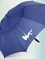 Недорогие -Ткань Все Солнечный и дождливой / Новый дизайн Зонт-трость