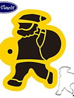 Недорогие -Инструменты для выпечки Нержавеющая сталь Новый дизайн / Милый Торты / Печенье Формы для пирожных / Пивные инструменты 1шт
