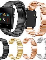 Недорогие -Ремешок для часов для Vivoactive Garmin Классическая застежка Металл / Нержавеющая сталь Повязка на запястье