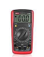 Недорогие -uni-t ut39b переменное напряжение постоянного тока емкость 2nf ~ 20μf измерение цифровой мультиметр диодный транзисторный измеритель тестера