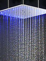 Недорогие -современный тропический ливень хромированный - ливень / душ, душевая лейка