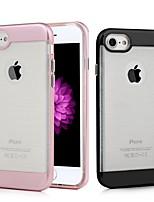 baratos -Capinha Para Apple iPhone 7 Antichoque Capa traseira Sólido Rígida PC para iPhone 7