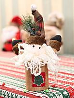 Недорогие -Подарки / Рождественские украшения Новогодняя тематика Нетканый материал Оригинальные Рождественские украшения