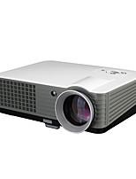 Недорогие -Factory OEM RD-801 ЖК экран Бизнес-проектор / Проектор для домашних кинотеатров / Образовательный проектор Светодиодная лампа Проектор 2000 lm Поддержка 1080P (1920x1080) 50-140 дюймовый Экран / ±15°