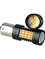 Недорогие -2pcs BAU15S Автомобиль Лампы 5 W SMD 2835 576 lm 54 Светодиодная лампа Лампа поворотного сигнала Назначение
