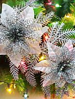 baratos -Ornamentos Natal Plástico / PVC Novidades Decoração de Natal