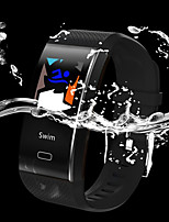 cheap -Smart Bracelet Smartwatch TF6 for Android iOS Bluetooth Sports Waterproof Heart Rate Monitor Blood Pressure Measurement Touch Screen Pedometer Call Reminder Activity Tracker Sleep Tracker