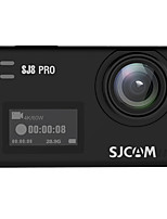 economico -sjcam sj8pro 60fps 1080p multi-lingua single shot burst mode time-lapse 30m