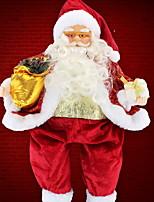 baratos -Fantasias de Natal / Enfeites de Natal Natal / Férias Tecido / PVC Cubo Novidades Decoração de Natal