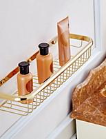 Недорогие -Полка для ванной Новый дизайн Современный Латунь 1шт На стену