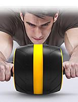 Недорогие -38 см Ab Wheel Roller С Эластичный растягивание Ластик Назначение Фитнес / Для спортивного зала / Разрабатывать Часть тела