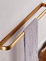 Недорогие -Держатель для полотенец Новый дизайн Античный Латунь 1шт 1-Полотенцесушитель На стену