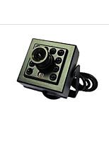 Недорогие -D94 1/3 дюйма CCD micro / Инфракрасная камера / Нераздвижная камера H.264 + Без челки