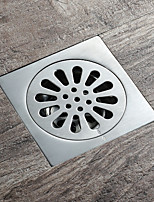 cheap -Drain New Design Contemporary Stainless steel 1pc drain Floor Mounted