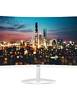 cheap -HKC C240W 23.6 inch Computer Monitor 1800R Curved Monitor Ultra-thin VA Computer Monitor 1920*1080