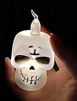 billiga -BRELONG® 1st LED Night Light Knapp Batteridriven Kreativ / Enkel att bära / Dekorativ <5 V