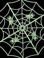 Недорогие -Праздничные украшения Украшения для Хэллоуина Рождество / Хэллоуин Развлекательный Декоративная / Cool Зеленый 1шт