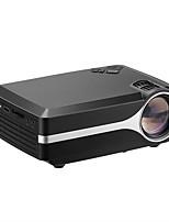Недорогие -Factory OEM Z495 ЖК экран Проектор для домашних кинотеатров / Мини-проектор Светодиодная лампа Проектор 3000 lm Поддержка 1080P (1920x1080) 50-130 дюймовый Экран / WXGA (1280x800) / ±12°