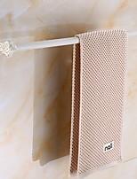 Недорогие -Держатель для полотенец Новый дизайн Современный Алюминий 1шт 1-Полотенцесушитель На стену