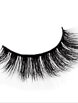 cheap -Eyelash Extensions 10 pcs Multi-tool Natural Curly Thick Animal wool eyelash Daily Wear Thick - Makeup Daily Makeup Halloween Makeup Party Makeup Professional High Quality Cosmetic Grooming Supplies