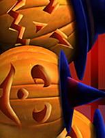 Недорогие -3 предмета Традиционный Коврики для ванны 100 г / м2 полиэфирный стреч-трикотаж Креатив / Новинки нерегулярный Cool