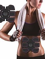 Недорогие -Abs-стимулятор / Экспедитор Abs С Электроника, Силовая тренировка, Тренажёр для приведения мышц в тонус Проработка мышц, Контейнер для живота Для