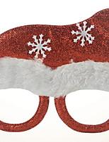 Недорогие -Рождественские украшения Новогодняя тематика пластик Оригинальные Рождественские украшения