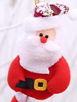 baratos -Natal Férias Algodão Desenho Animado Decoração de Natal