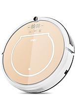 abordables -FMART Aspirateurs Robotiques Nettoyeur E-R302G Télécommandé Rechargement automatique Wi-Fi Lavage Automatique Spot Cleaning