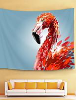abordables -Rectangulaire Décoration murale Polyester Moderne Art mural, Tapisseries murales Décoration