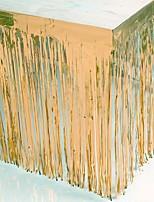 baratos -Saia de mesa tutu tableware saia mesa de festa pano estilo havaiano decoração de mesa saia de mesa de casamento acessório