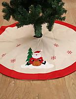 Недорогие -Орнаменты Праздник Нетканый материал Для вечеринок / Оригинальные Рождественские украшения