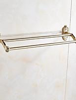 Недорогие -Держатель для полотенец Новый дизайн Современный Нержавеющая сталь / железо 1шт Двуспальный комплект (Ш 200 x Д 200 см) На стену