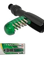 baratos -Aço cromado em vanádio Reparação de telefone 11 in 1 Conjuntos de Ferramentas