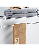 Недорогие -Держатель для полотенец Cool Modern Латунь 1шт На стену