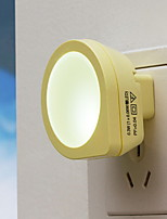 cheap -1pc Plug Socket LED Night Light AC Powered New Design / Touch Sensor <=36 V