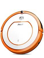 abordables -FMART Aspirateurs Robotiques Nettoyeur YZ-Q2 Télécommandé Rechargement automatique Wi-Fi Lavage Automatique Spot Cleaning