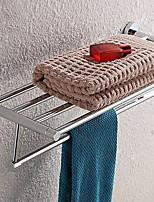 Недорогие -Держатель для полотенец Новый дизайн / Многофункциональный Modern Нержавеющая сталь 1шт Односпальный комплект (Ш 150 x Д 200 см) На стену