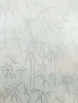 Недорогие -Оконная пленка и наклейки Украшение Художественные / Ретро Цветочный принт / Простой ПВХ Новый дизайн / Cool