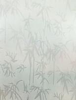 cheap -Window Film & Stickers Decoration Artistic / Retro Floral / Simple PVC(PolyVinyl Chloride) New Design / Cool