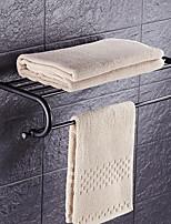 Недорогие -Держатель для полотенец / Полка для ванной Новый дизайн Современный Латунь 1шт На стену