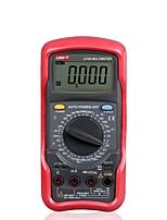 Недорогие -uni-t ut56 портативный цифровой мультиметр счетчик переменного / постоянного тока амперметр вольт метр частота сопротивления емкостный тестер