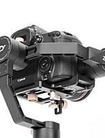 abordables -Alliage de Titane 3 Sections Caméra Gréement
