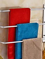 Недорогие -Держатель для полотенец Новый дизайн / Cool Современный Нержавеющая сталь / железо 1шт На стену