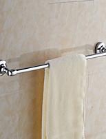 Недорогие -Держатель для полотенец Новый дизайн Современный Нержавеющая сталь 1шт 1-Полотенцесушитель На стену