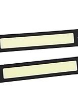 abordables -OTOLAMPARA 2pcs Aucune Automatique Ampoules électriques 10 W COB 800 lm 1 LED Feux de Circulation Diurnes Pour Volkswagen Touran / Polo / Touareg Toutes les Années