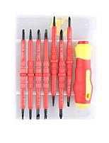 preiswerte -Chrom-Vanadium-Stahl Telefon Reparatur 7 in 1 Werkzeug Set