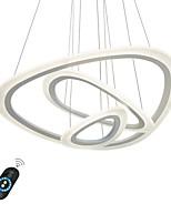 Недорогие -Ecolight™ Спутник / Оригинальные Люстры и лампы Рассеянное освещение Окрашенные отделки Металл Акрил Регулируется, Диммируемая, Новый дизайн 110-120Вольт / 220-240Вольт / Интегрированный светодиод
