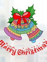 cheap -Window Film & Stickers Decoration Christmas Holiday PVC(PolyVinyl Chloride) Window Sticker