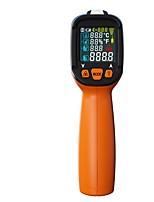 baratos -1 pcs Plástico ABS Termômetro / Termômetro infravermelho Medidores / Pró -50-800℃ PEAKMETER